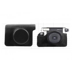 Instax Wide 300 Leather Case Black
