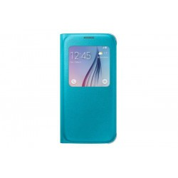 Samsung S View Cover S6 PU blue